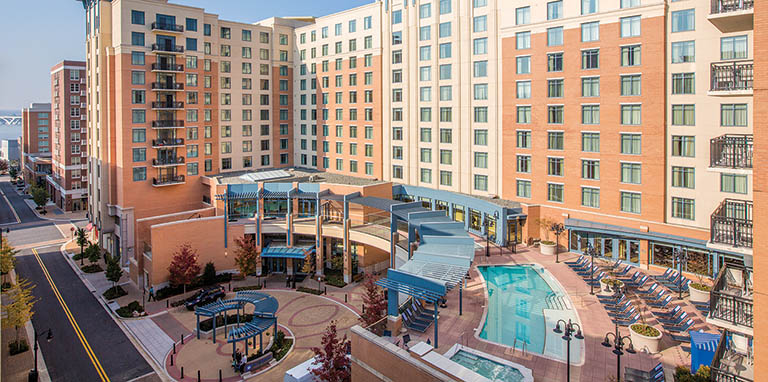 Timeshare For Rent At Wyndham S National Harbor In D C