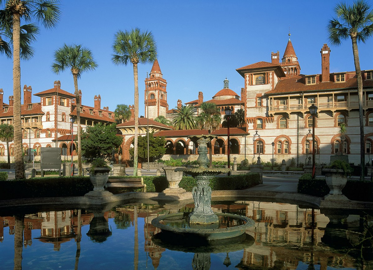 St. Augustine is a Lovely City for Timeshares for Rent